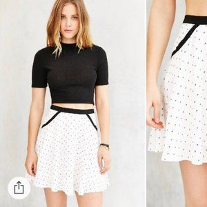 Urban Outfitters Ecote Printed Skirt with Pockets